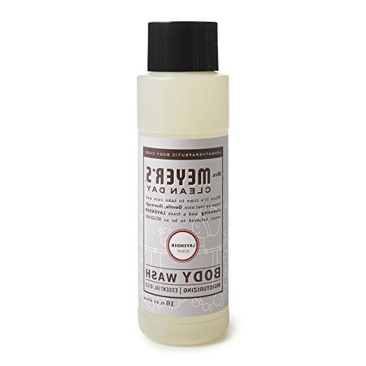 mrs meyer s clean day moisturizing body