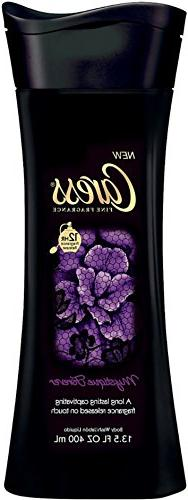 Caress Mystique Forever Fragrance Release Body Wash 13.5 .oz