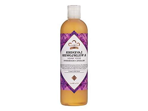 Nubian Heritage - Body Wash Patchouli & Buriti - 13 oz.