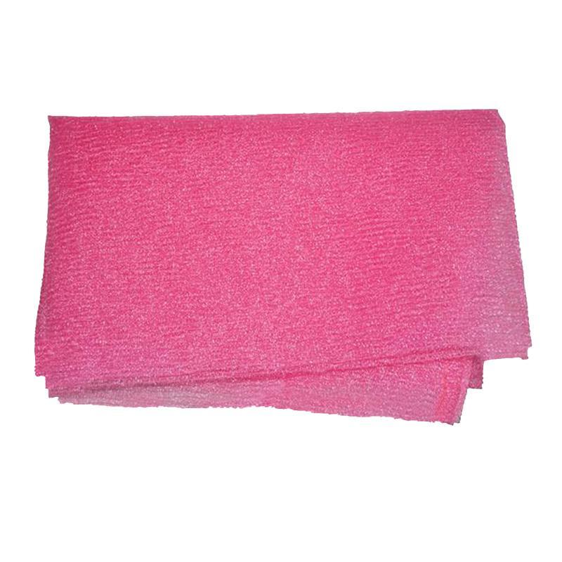 Nylon <font><b>Wash</b></font> Cloth Bath Towel Beauty Exfoliating Washing щетка для тела