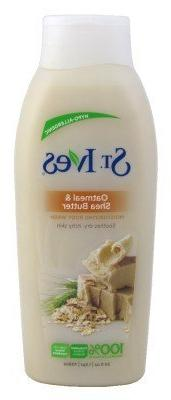 St Ives. Body Wash Oatmeal & Shea Butter 24 oz.