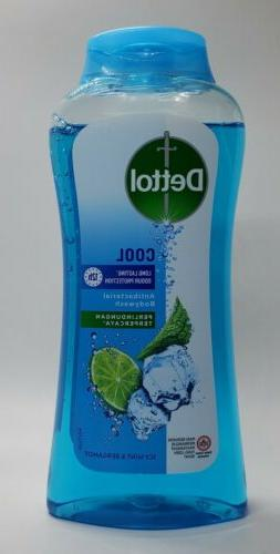 ONE--Dettol Body Wash COOL Antibacterial pH-Balanced