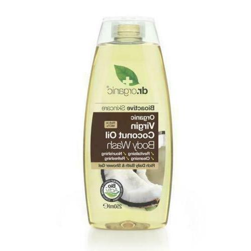 organic doctor skincare body wash organic virgin