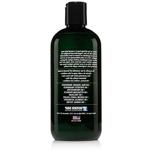 Wash Gel Oz Tree Eucalyptus Oil