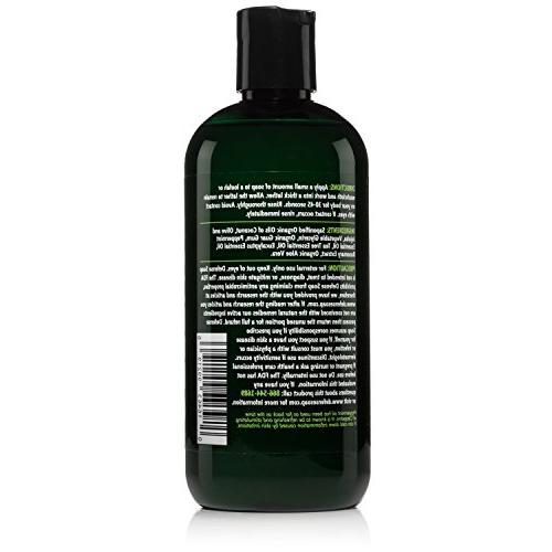 Defense Soap Body Wash Gel 12 Oz - Tree Eucalyptus