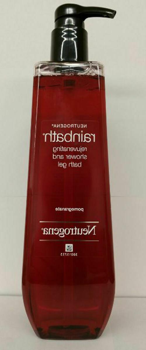 Neutrogena Rainbath Rejuvenating Pomegranate Shower and Bath