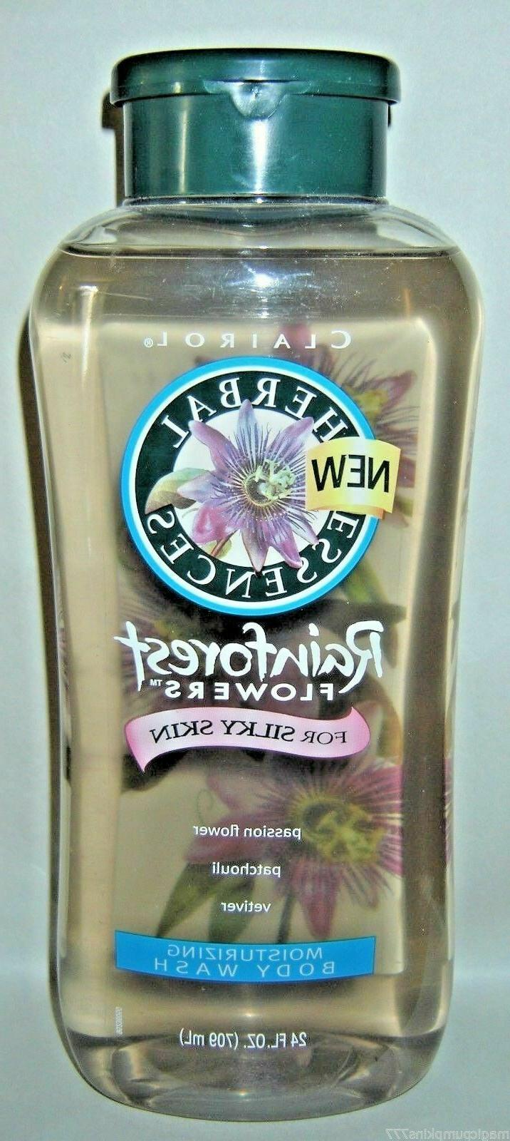 Clairol HERBAL ESSENCES Rainforest Flowers Moisturizing BODY