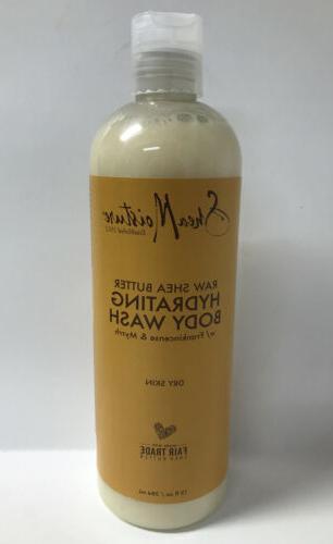 Nubian Heritage Body Wash Raw Shea Butter