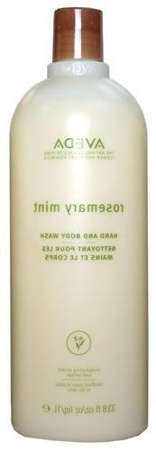 Aveda Rosemary Mint Hand And Body Wash 33.8 oz by Aveda BEAU