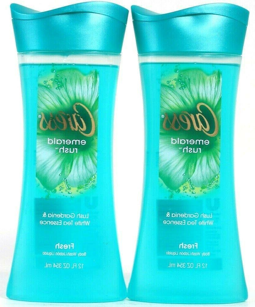 Caress Body Wash Emerald oz