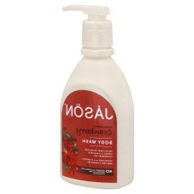 satin shower cranberry