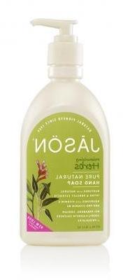 Jason Natural Satin Soap Herbal 16 oz