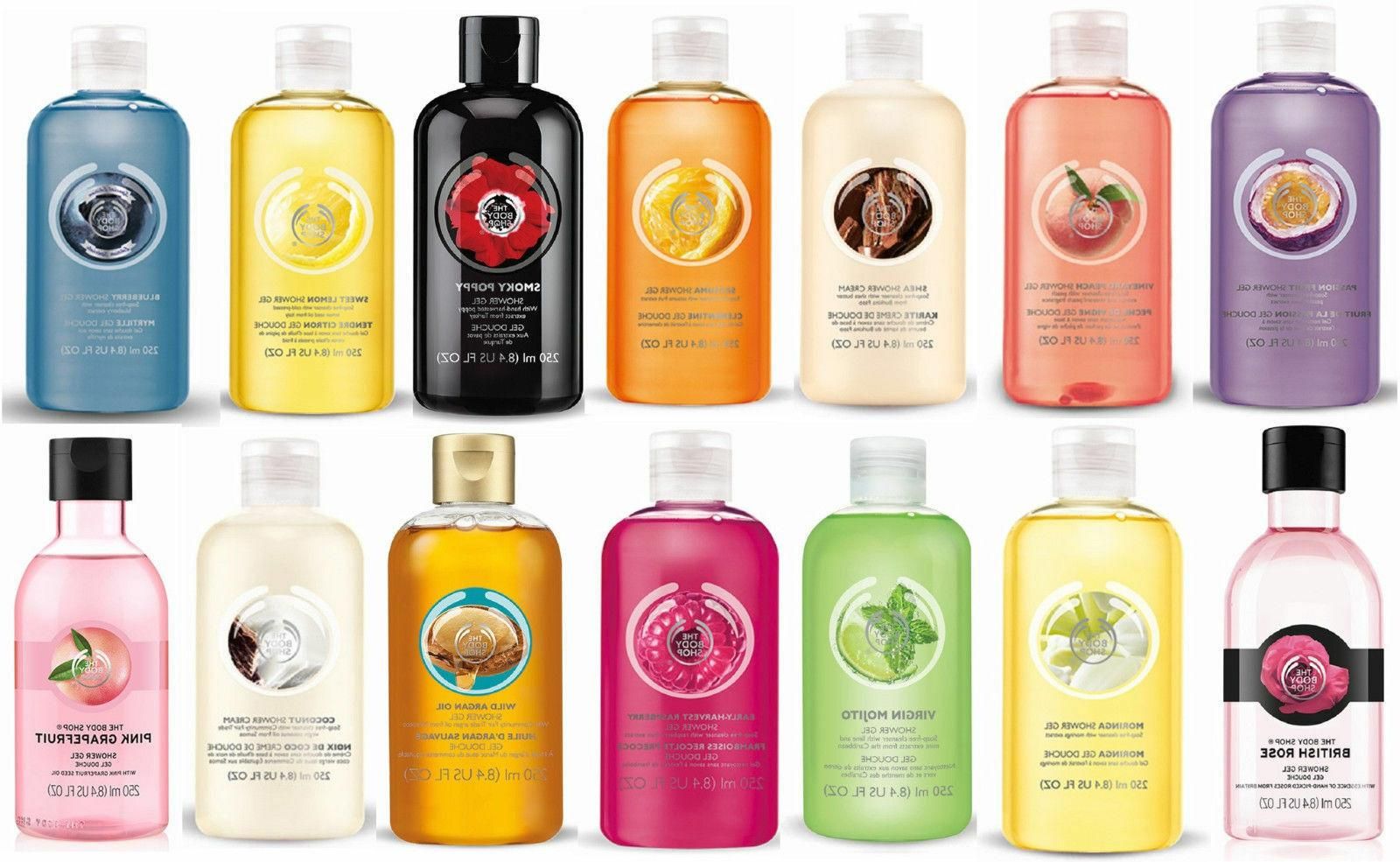 The Shop Shower Gel 250ml/ 8.4 Free Shipping Cream