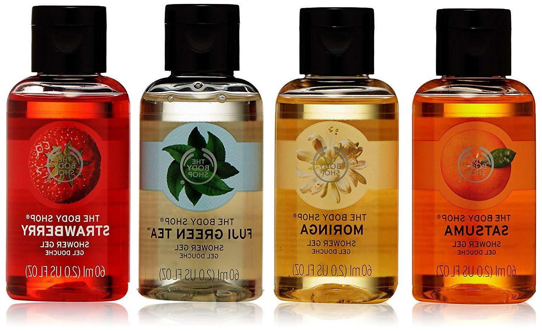 The Body Shop Shower Gel Free Shipping Cream