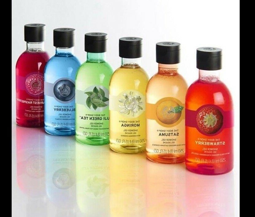 shower gel 250ml 8 4 ounce free