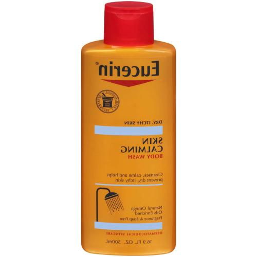 Eucerin Skin Calming Body Wash, 16.9 Fluid Ounce
