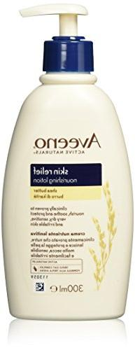 Aveeno Skin Relief Moisturising Body Lotion with Shea Butter