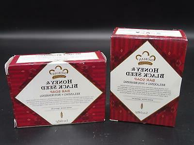 Nubian Heritage Soap Bar Honey Blk Seed