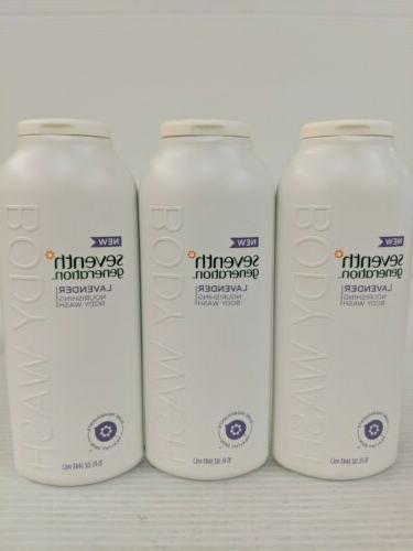 Seventh Generation Natural Body Wash Squeeze Bottle 15 oz La