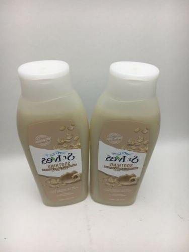 St. Ives Gentle Oatmeal Butter Body 24 New C26C