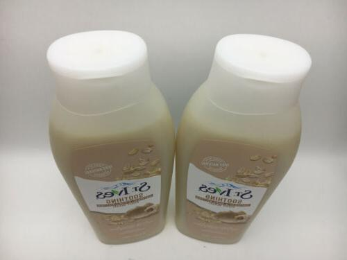 St. Ives Gentle Oatmeal & Body New