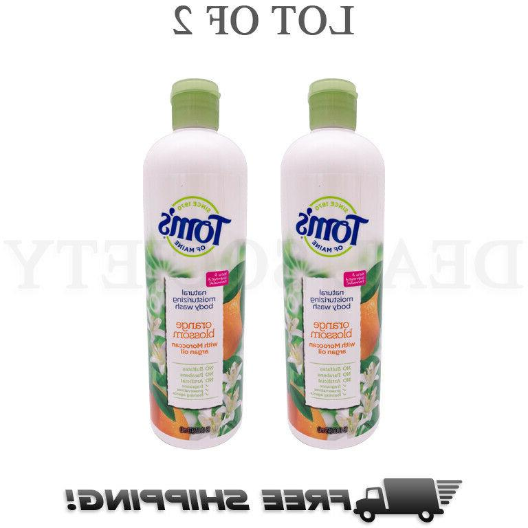 tom s of maine natural body wash