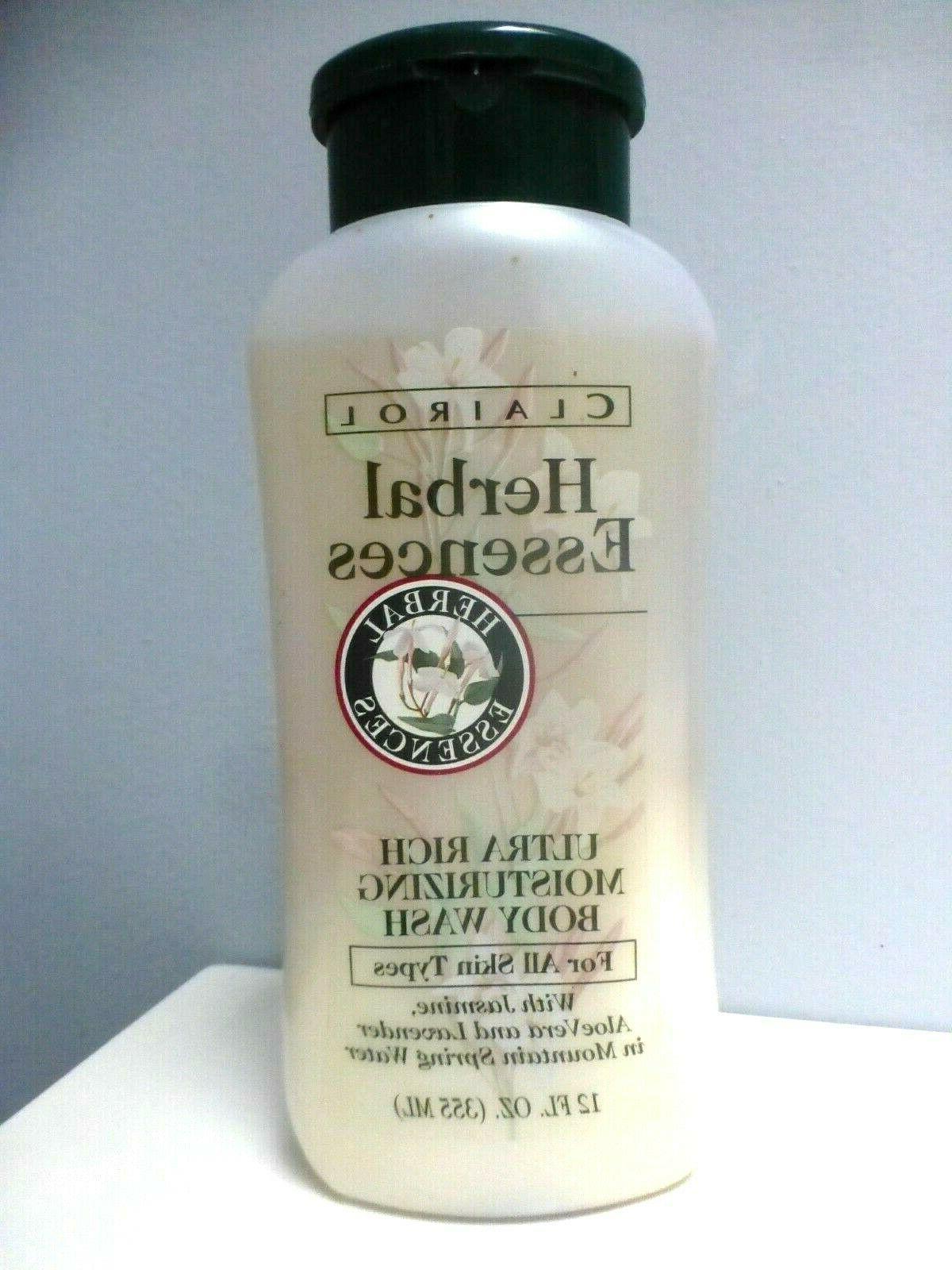 vintage clairol ultra rich body wash jasmine