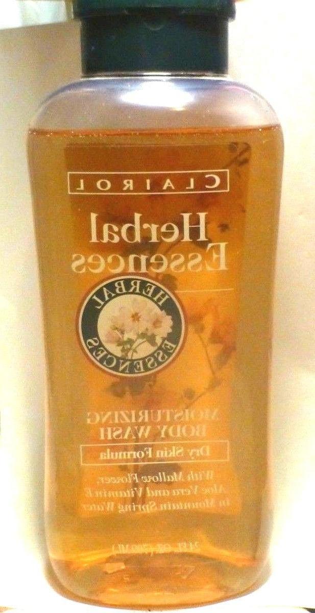 vintage herbal essences shower gel body wash