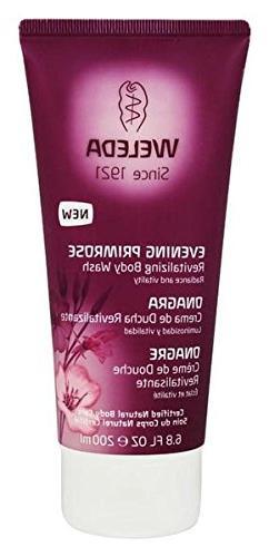 Weleda Body Wash - Evening Primrose Revitalizing - 6.8 Oz