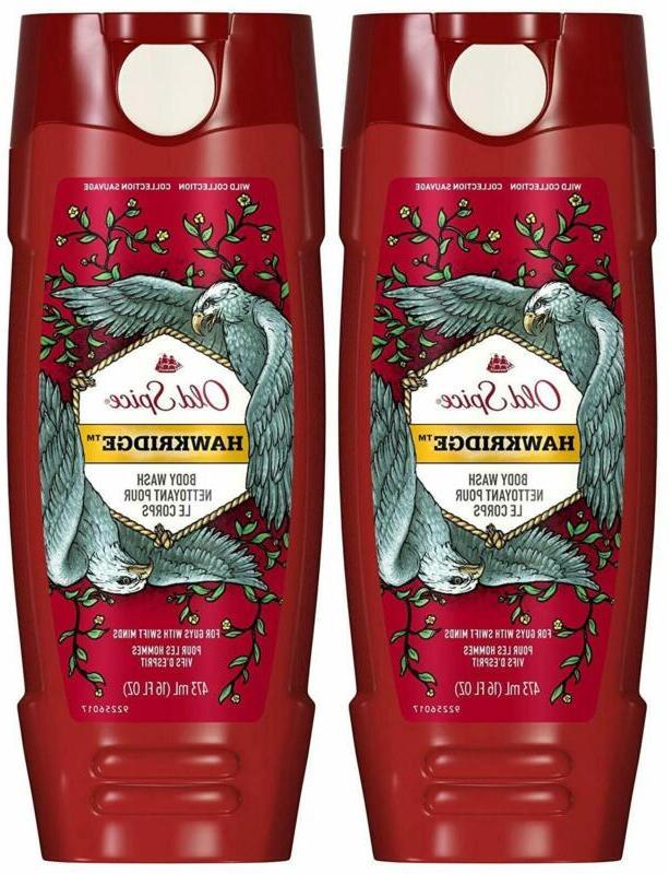 wild body wash hawkridge 16 oz 2