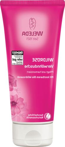 Wild Rose Creamy Body Wash 200ml/6.8oz