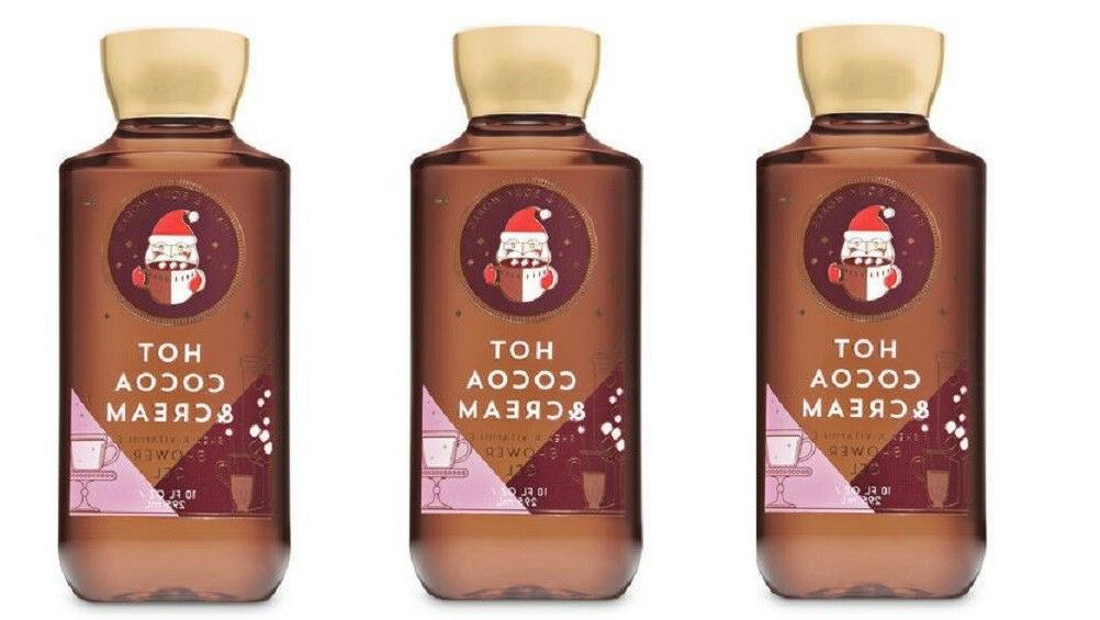 x3 bath and and body works hot