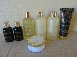 Lot Of 7 Baylis & Harding Set Body wash, Bath Milk, Shower W