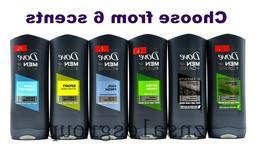 Dove Men + Care Body Wash Face Wash Micro Moisture 400 ml  4