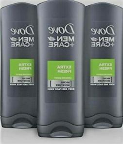 Dove Men + Care Dove Men+Care Body and Face Wash Extra Fresh