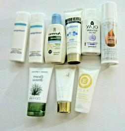 Mixed Lot Body Lotions Moisturizers Body Wash Travel Size