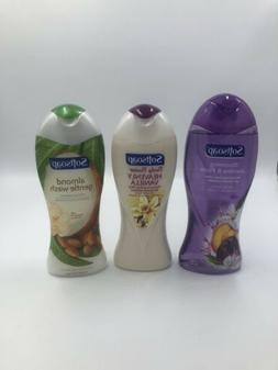 Softsoap Moisturizing Body Wash - Blooming Jasmine & Plum -