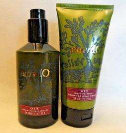 Olivina Napa Valley Fig Body Butter and Body Wash. NEW
