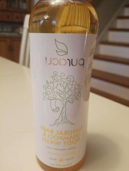 Puracy Natural Baby Shampoo Body Wash Citrus Grove