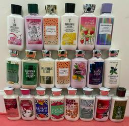 NEW BATH AND BODY WORKS BODY LOTION 8 FL OZ FULL SIZE YOU CH