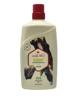 New Old Spice Body Wash Timber with Sandalwood 25 fl oz bott