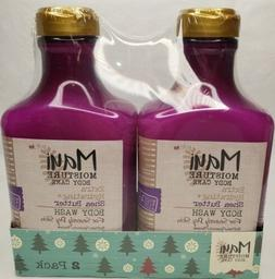 New Maui Moisture Body Care Shea Butter Body Wash For Severl