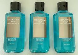 *NEW* Men's WHITEWATER RUSH ~10 oz~ 2-in-1 Hair & Body Wash