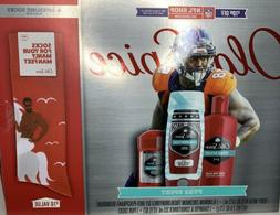 New Old Spice® Pure Sport Gift Set Shampoo/conditioner, Bod