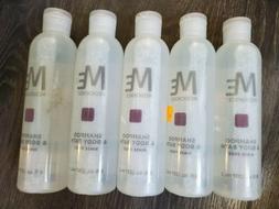 No Rinse body wash ME Medichoice Rinse Free shampoo LOT of 5