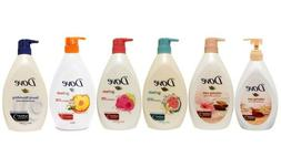 Dove Nourishing Body Wash 27.5oz With Pump Assorted Scent