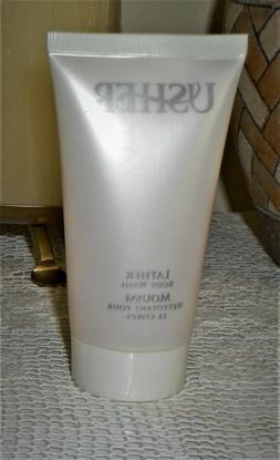 NWOB Usher Lather Body Wash 75ml / 2.5 fl. oz. For Women Tra