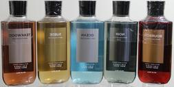 NWT 10 oz Bath & and Body Works Men's Collection 2-In-1 Hair
