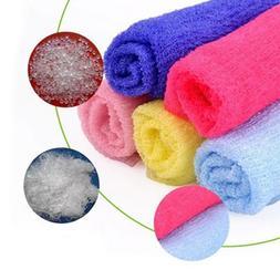 Nylon <font><b>Wash</b></font> Cloth Bath Towel Beauty <font