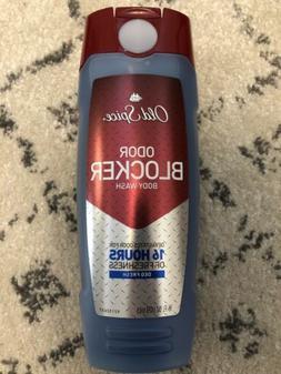 Old Spice Odor Blocker Body Wash Deo Fresh 16 oz